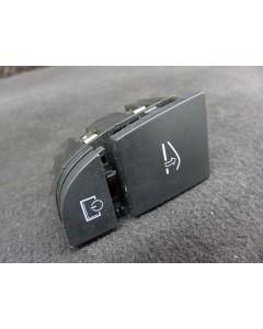 Orig. Audi A6 S6 4F Taster Handschuhfach Anzeigeeinheit Schalter 4F1927227B GF
