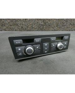 Audi A6 4F C6 Klimabedienteil SCHWARZ Klimatronic PLUS 4F1820043AC 4F0910043 iL