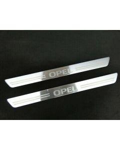 Original Opel Insignia Einstiegsleisten vorne rechts links Verkleidung 13272117