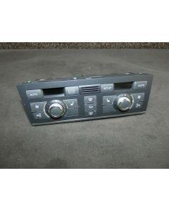 Audi A6 4F C6 Klimabedienteil SCHWARZ Klimatronic PLUS 4F1820043AC 4F0910043 iC