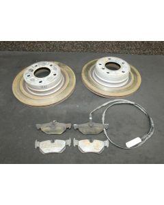 Original BMW 3er E92 + LCI Bremsscheibe hinten 300x20 Hinterachse 0986479218 JR2