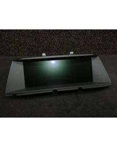 BMW 7er F01 F02 CID Central Display Bordmonitor Navigation Bildschirm 9237847