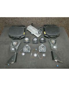Orig. BMW 7er F01 F02 F03 + LCI Soundsystem HiFi Verstärker Lautsprecher 9240766