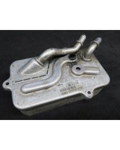 Original Audi S6 4F 5.2 Ölkühler 4F0317021G Getriebeölkühler Automatik Kühler GR