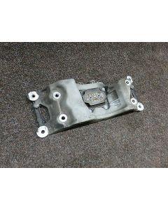 Original Audi A6 S6 4F Querträger Getriebe Halterung 4F0399263AB Getriebelager 2