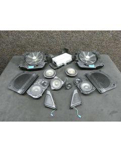Orig. BMW 5er F10 F11 Soundsystem Verstärker HiFi System Lautsprecher 9239389 HH