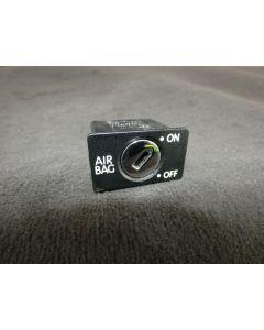 Orig. Audi A6 S6 4F C6 VW Schalter Beifahrerairbag Deaktivierung 1K0919237A iN