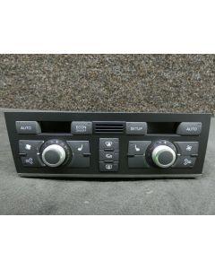 Audi A6 4F C6 Klimabedienteil SCHWARZ Klimatronic PLUS 4F1820043AG 4F0910043A iO