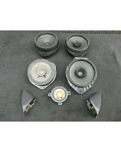 Original Opel Insignia Soundsystem Lautsprecher Boxen 13257497 13257498 iU