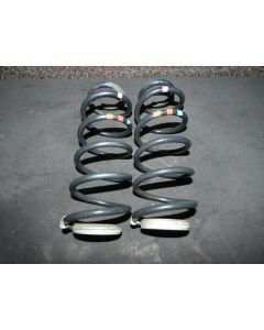Orig. Peugeot RCZ 1.6 Spiralfedern hinten links rechts Satz Federn Stoßdämper JN