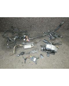 Audi A6 4F C6 Standheizung Benzin Webasto Heizgerät 4F0265081K 4F0910105C JO
