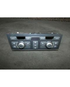 Audi A6 4F C6 Klimabedienteil SCHWARZ Klimatronic PLUS 4F1820043AG 4F0910043A JS