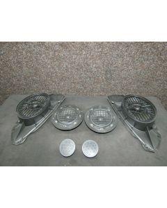 Original Peugeot RCZ Soundsystem JBL Lautsprecher Soundanlage 9633748280 JT