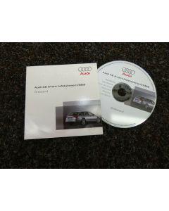 Original Audi A6 4F C6 Infotaiment Onboard CD Bedienungsanleitung 281.562.774.88