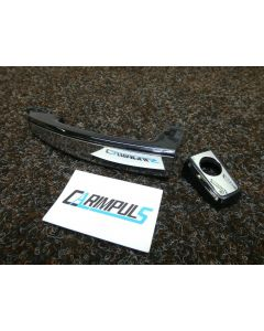 Orig. Opel Insignia Türgriff außen vorne links Chrom GAR GRAPHITSCHWARZ 13500027