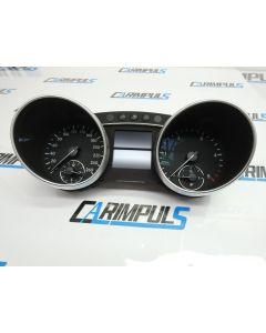 Orginal Mercedes Benz W164 M-Klasse 300CDI Tacho Kombiinstrument A1645400048