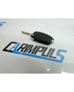 Original Audi A6 4F C6 Klappschlüssel 868 MHz Funkfernbedienung 4F0837220AD KK1