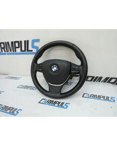 Original BMW 5er F10 F11 7er F01 F02 Sportlenkrad Leder Multifunktion 6790891