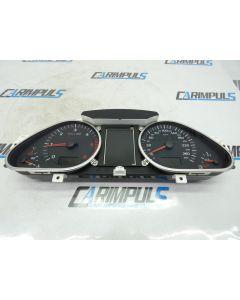 Orig Audi A6 4F 3.0TDI Kombiinstrument FIS Farbe Tachometer 4F0920933J Diesel iG